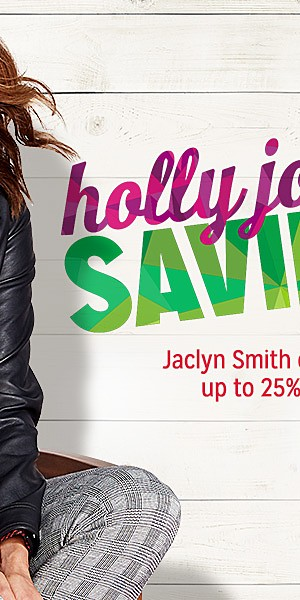 Jaclyn Smith clothing, up to 25% off