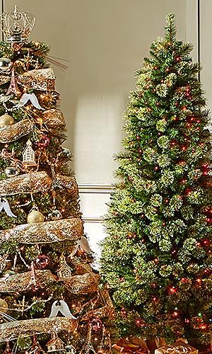 Christmas Trees, Lights & Decor up to 20% off