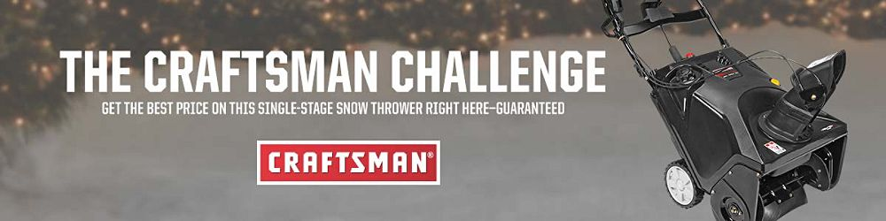 The Craftsman Challenge