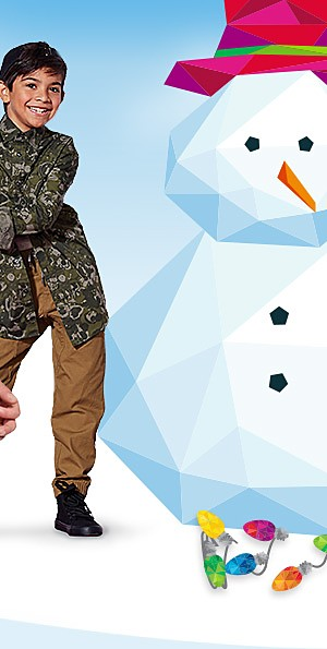 Fall & winter clothing | up to 40% off