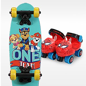 Featured skates & skateboards, up to 30% off