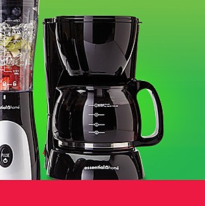 Small kitchen appliances, starting at $12.99