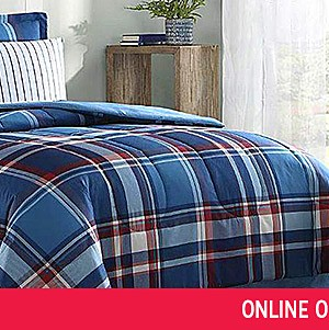 Complete twin bed sets, $29.99
