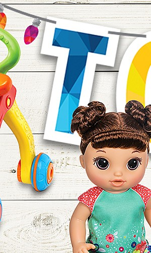 BOGO 50% off featured toys