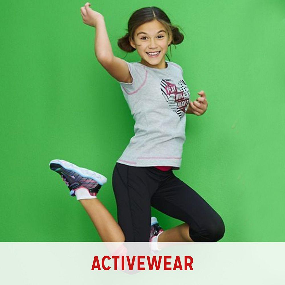 Girls' Activewear