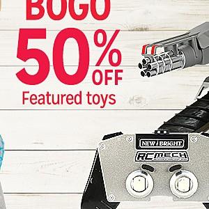 BOGO toys