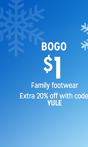 BOGO $1 Family shoes