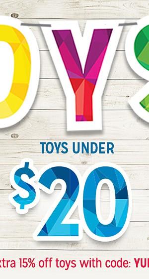 Toys Under $20