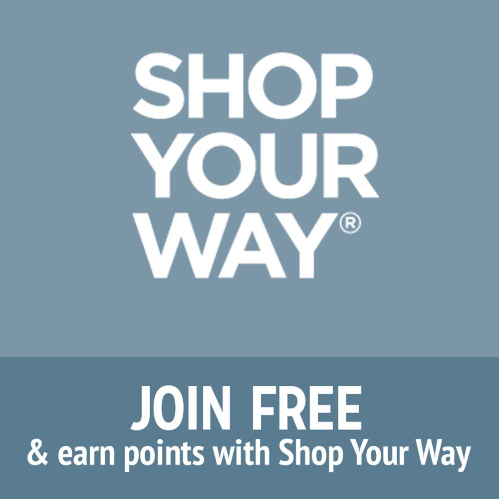 JOIN FOR FREE | Earn points with Shop Your Way