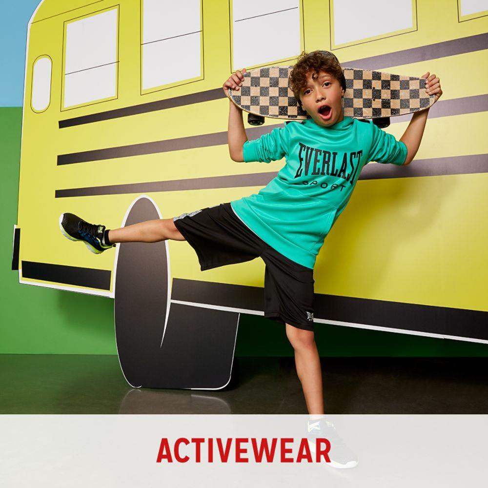 Boys' Activewear