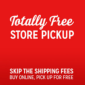 Buy online, pick up for free