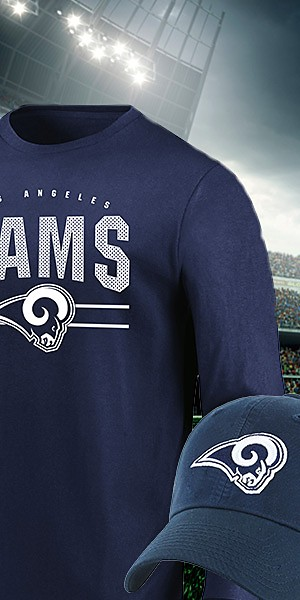 NFL Team Apparel Starting at $14.99 | Extra 15% off with code SAVENOW