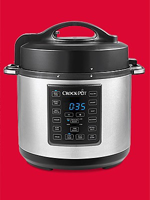 Slow cookers and multi cookers on sale up to 25% off