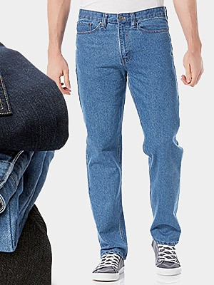 Men's jeans starting at $10.98