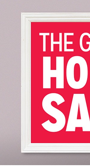The Great Home Sale |  Online only extra 10-15% off with code SALE