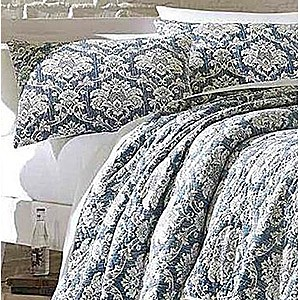 Cannon 3pc quilt set $54.99 | full/queen