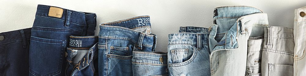 Shop our favorite jeans for the whole family