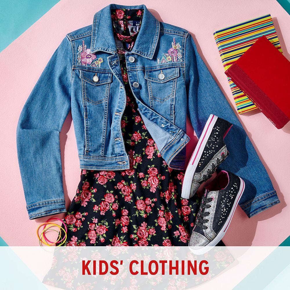 3d06fc5e0b Clothing - Kmart