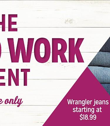 af95eecd9f Wrangler jeans starting ...