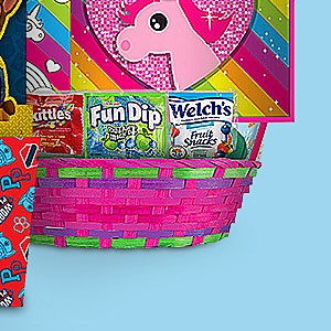Up to 25% off Easter baskets
