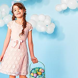 Starting at $15.99 girl's spring dresses