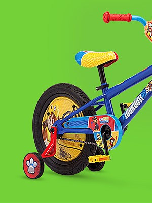 Feature kids' bikes under $100