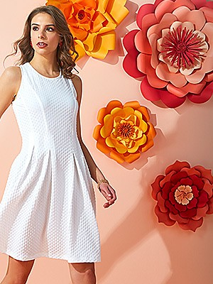 Up to 25% off women's spring clothing