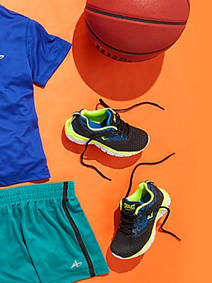 Men's activewear starting at $6.98