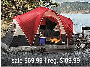 Camping & Hiking up to 30% off