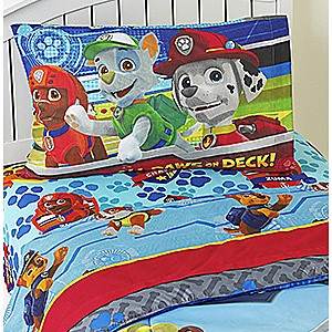 Kids' character bedding up to 20% off