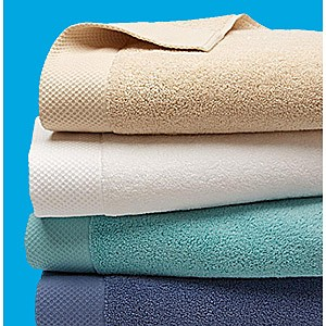 Bath towels & collections 25% off