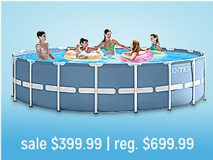 pools up to 40% off