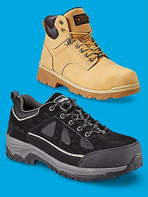 Boots to get the job done starting at $29.99