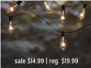 sale $14.99 reg $19.99