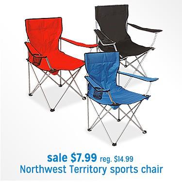 Lightweight Sports Chair -Regular Sale $7.99 | reg $14.99