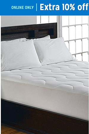 Mattress toppers up to 25% off