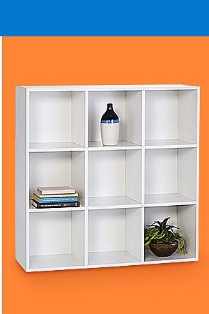 Storage & organization up to 15% off