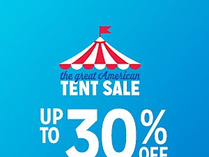 up to 30% off outdoor toys