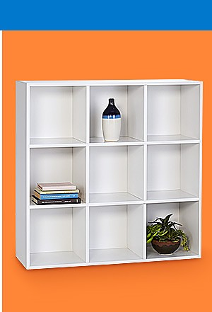 Storage & organization up to 15% off