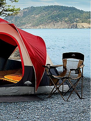 Featured camping gear up to 40% off