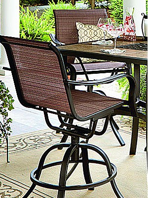 Patio furniture up to 40% off
