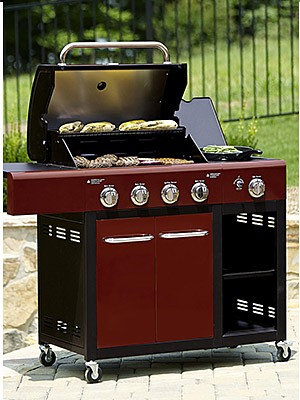 Grills up to 25% off