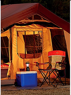 Featured camping up to 40% off