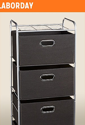 Storage & organization up to 30% off