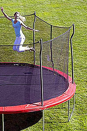 Trampolines  up to 30% off