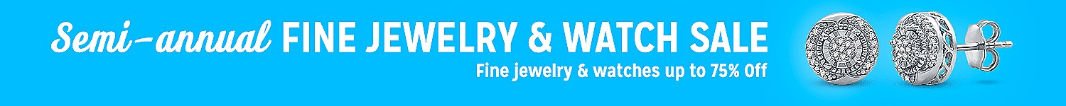 Semi-Annual Fine Jewelry Sale