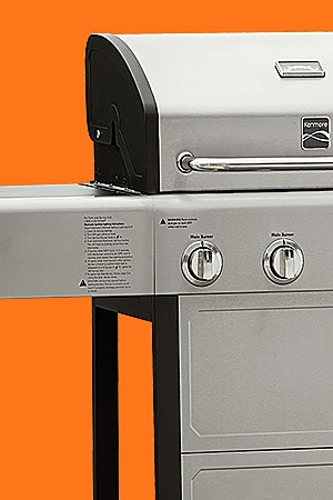 Grills up to 25% off | online only Extra 10% off select Kenmore grills with code: LABORDAY