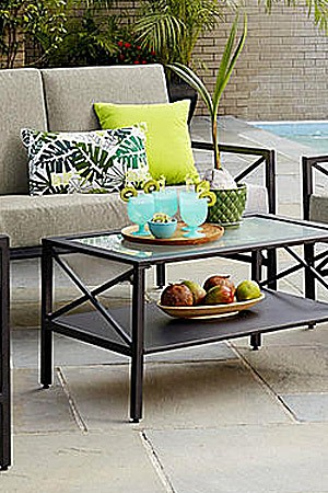 Patio furniture up to 40% off | online only Extra 15% off select patio sets with code: LABORDAY