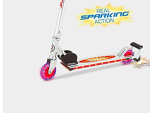 $39.99 reg $79.99 Spark 2.0 Scooter - Red