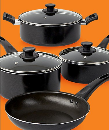 cookware up to 25% off